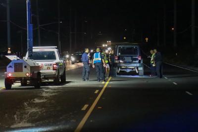 Police investigate fatal auto-pedestrian incident