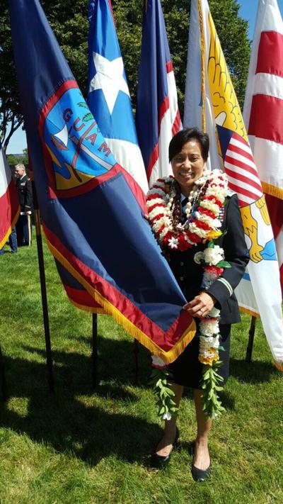 Guam Lt. Col. makes history as Army War College grad 3