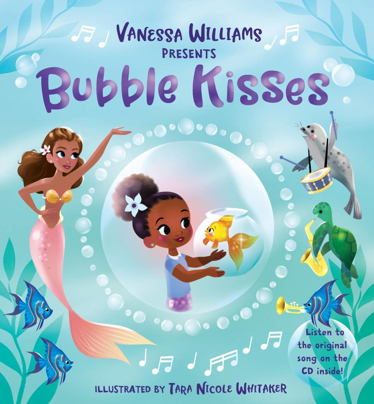 'Bubble Kisses' perfect for toddlers – don't forget the music