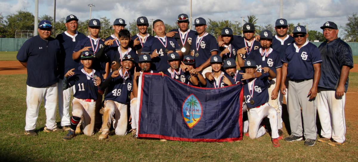 Guam stuns NZ for gold
