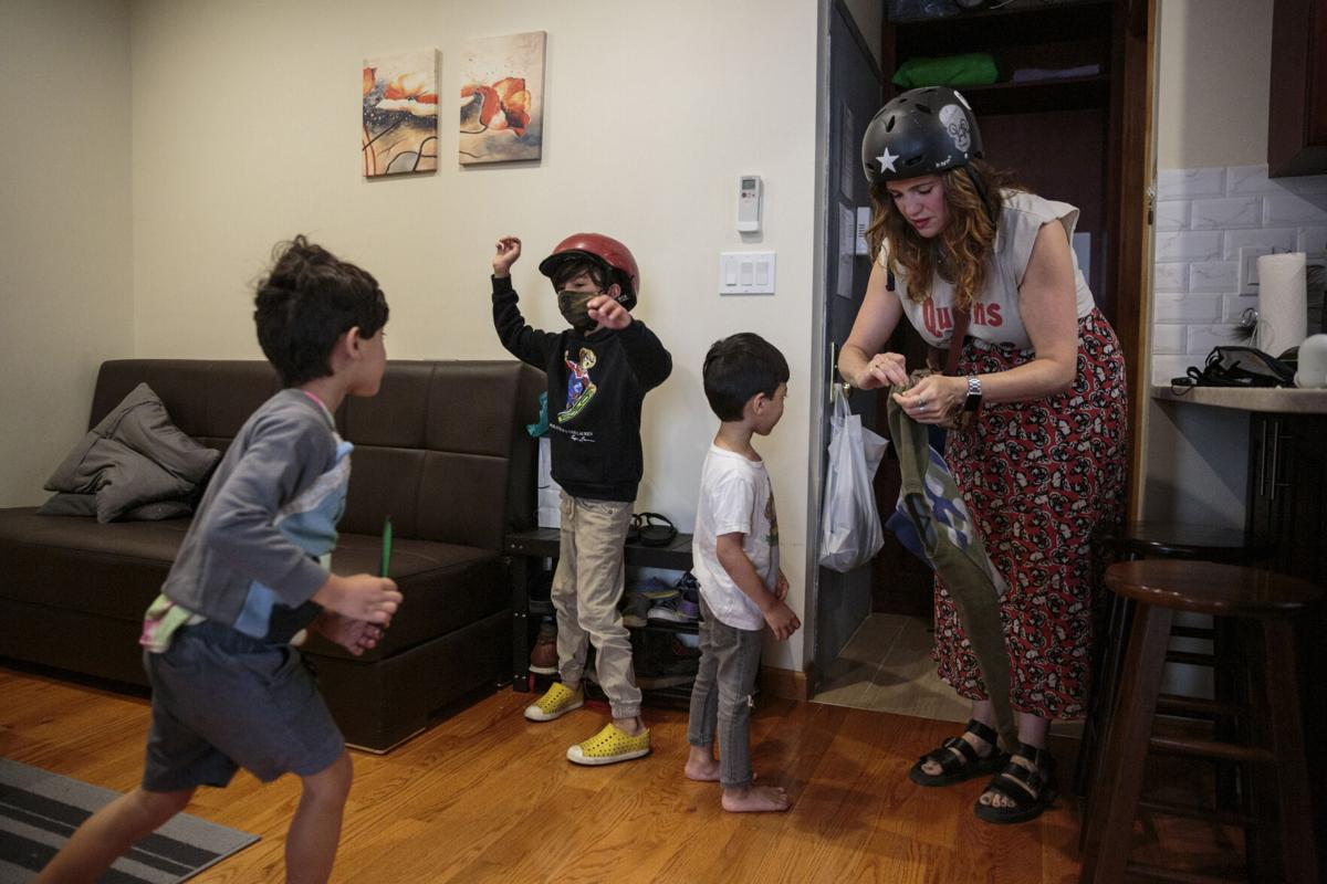 Parenting a child under 12 in the age of delta: 'It's like a fire alarm every day'