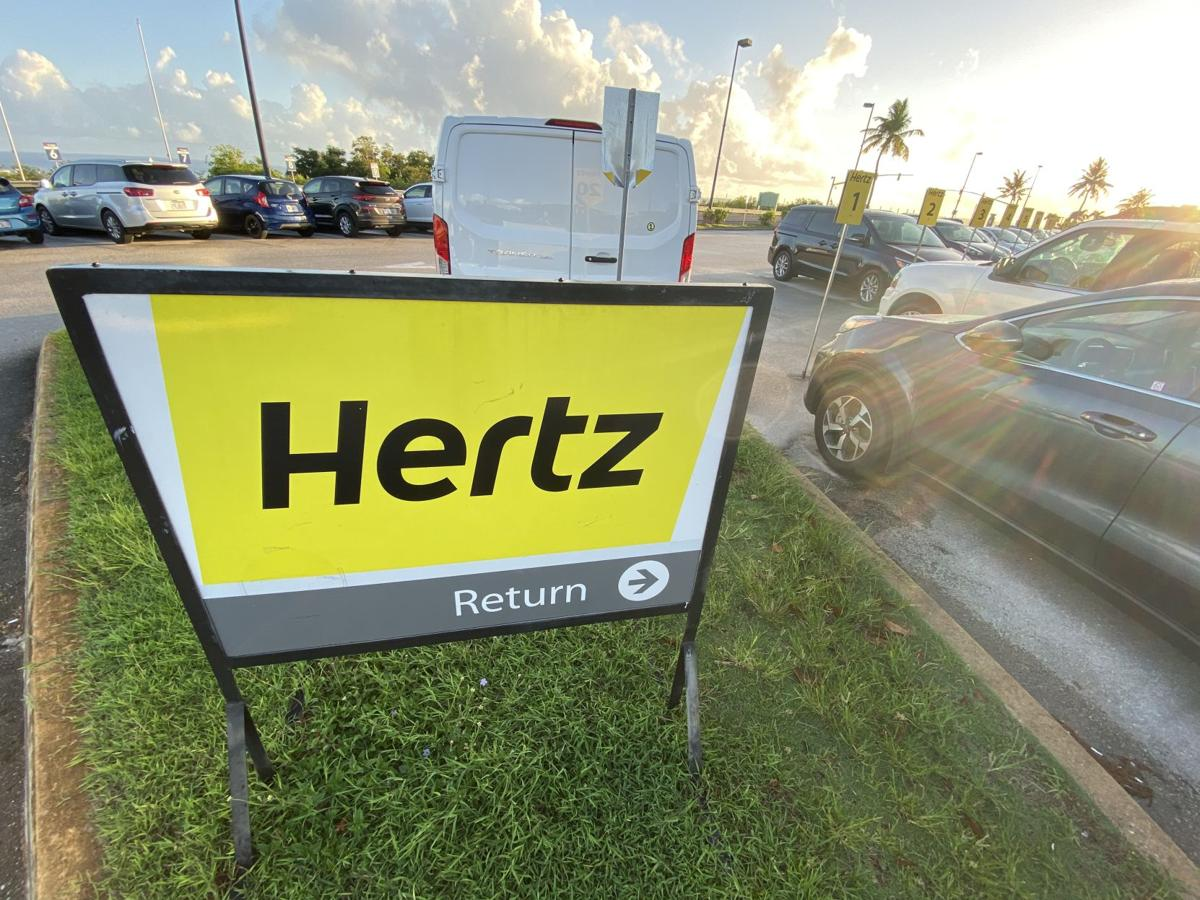 Parent of Hertz, Dollar, Thrifty files for bankruptcy reorganization