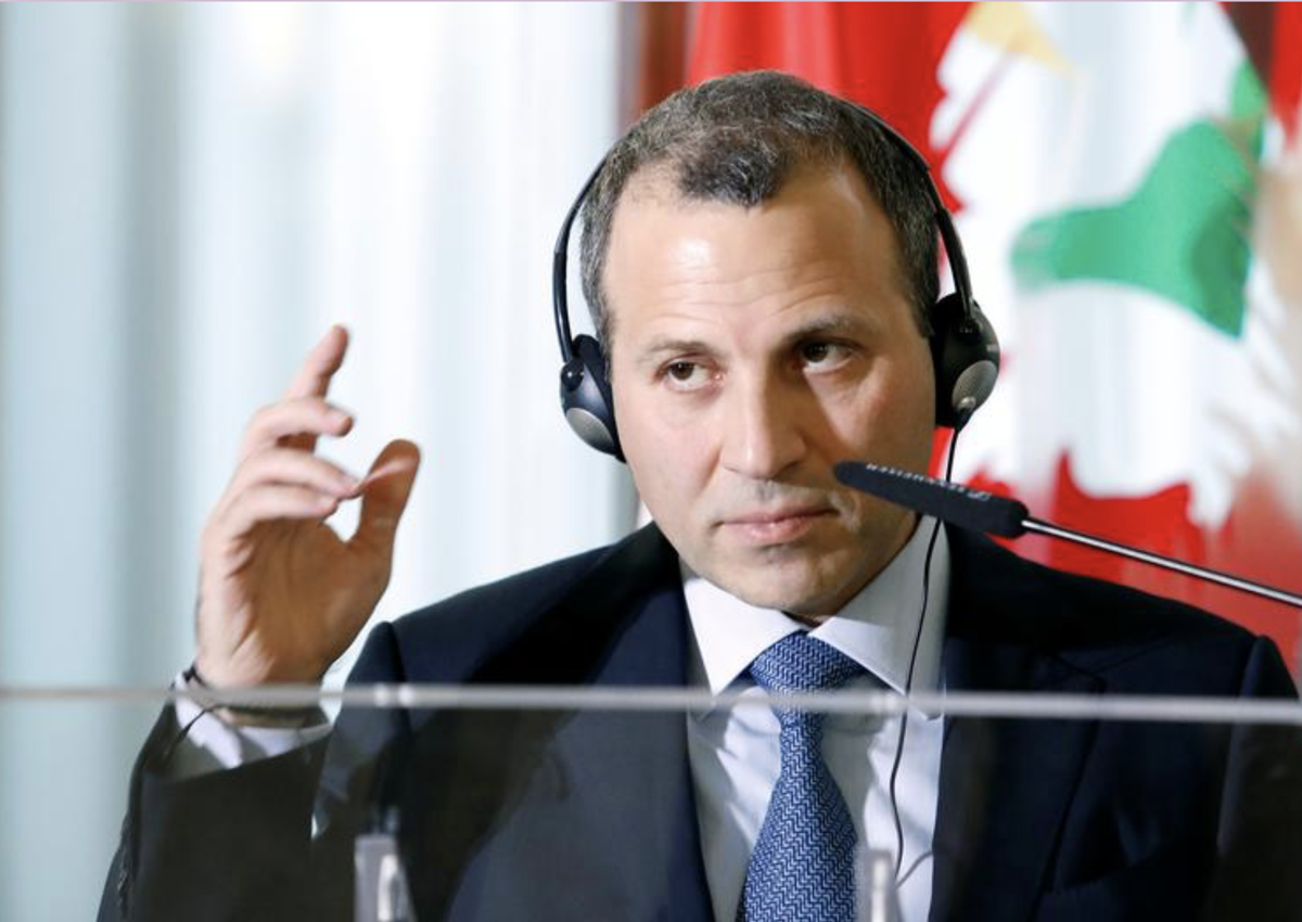 U.S. Imposes Sanctions on Son-in-law of Lebanese President