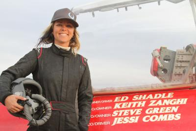 Driver Jessi Combs dies in crash trying to break her own speed record