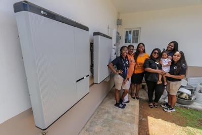 Legislation that would double Guam's renewable energy goal receives support