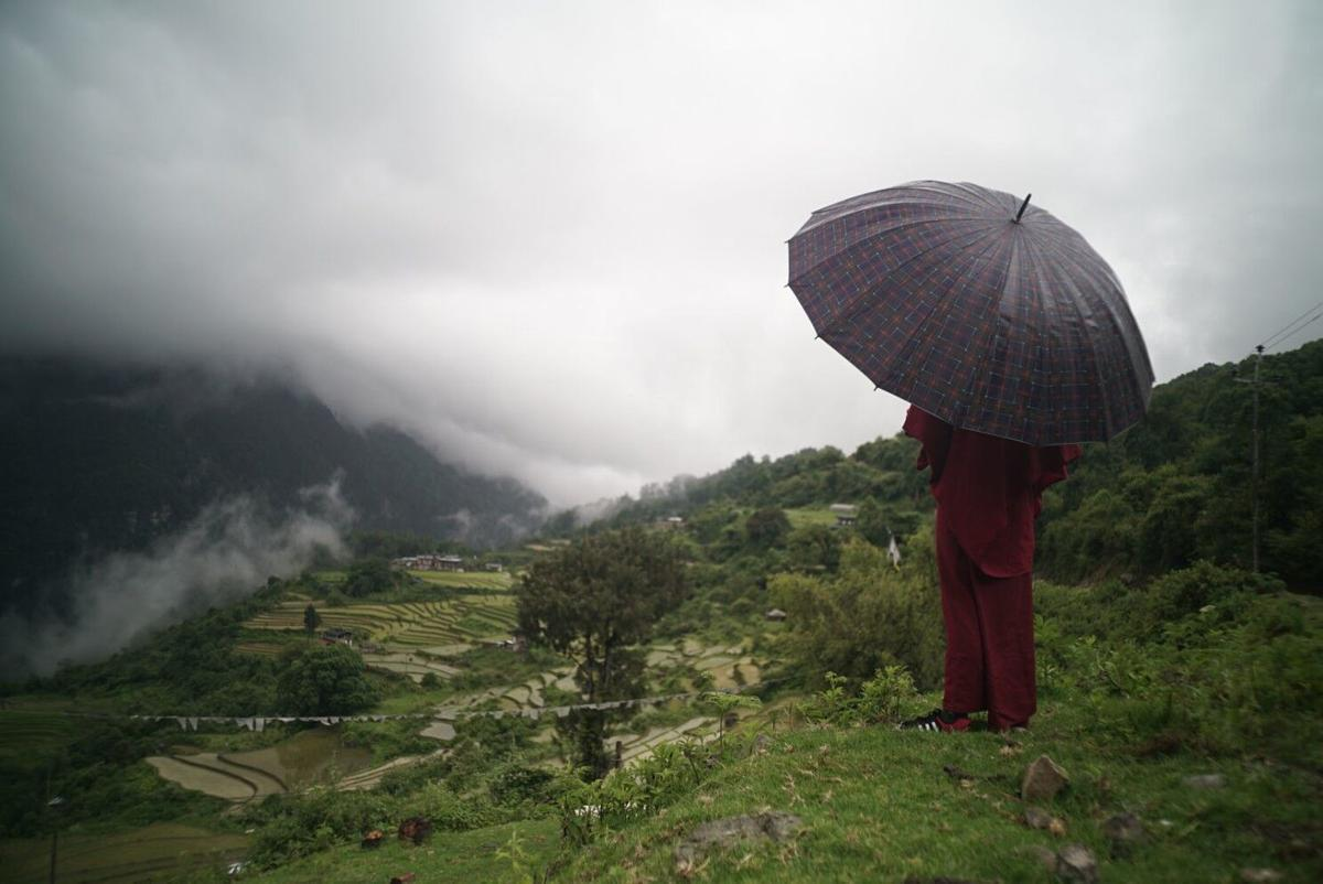 Online dating changes a Himalayan monk's life in the riveting 'Sing Me a Song'