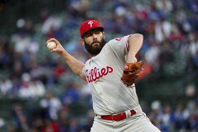 Phillies' Jake Arrieta to undergo season-ending elbow surgery