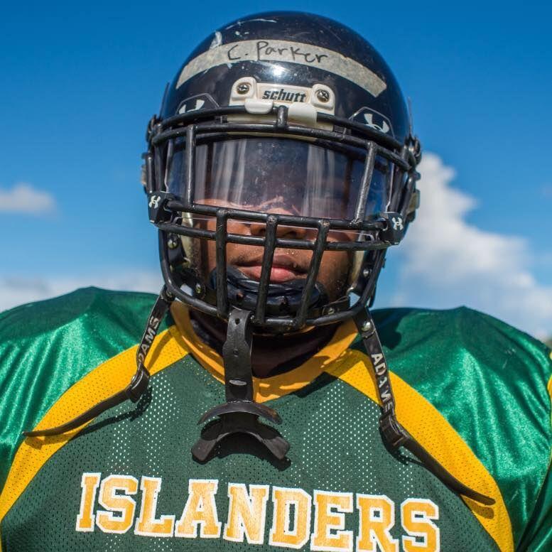Chris Parker graduates De Anza CC, eyes future as a trainer in the NFL