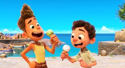 'Luca' follows a familiar formula but is another wonderful Pixar creation