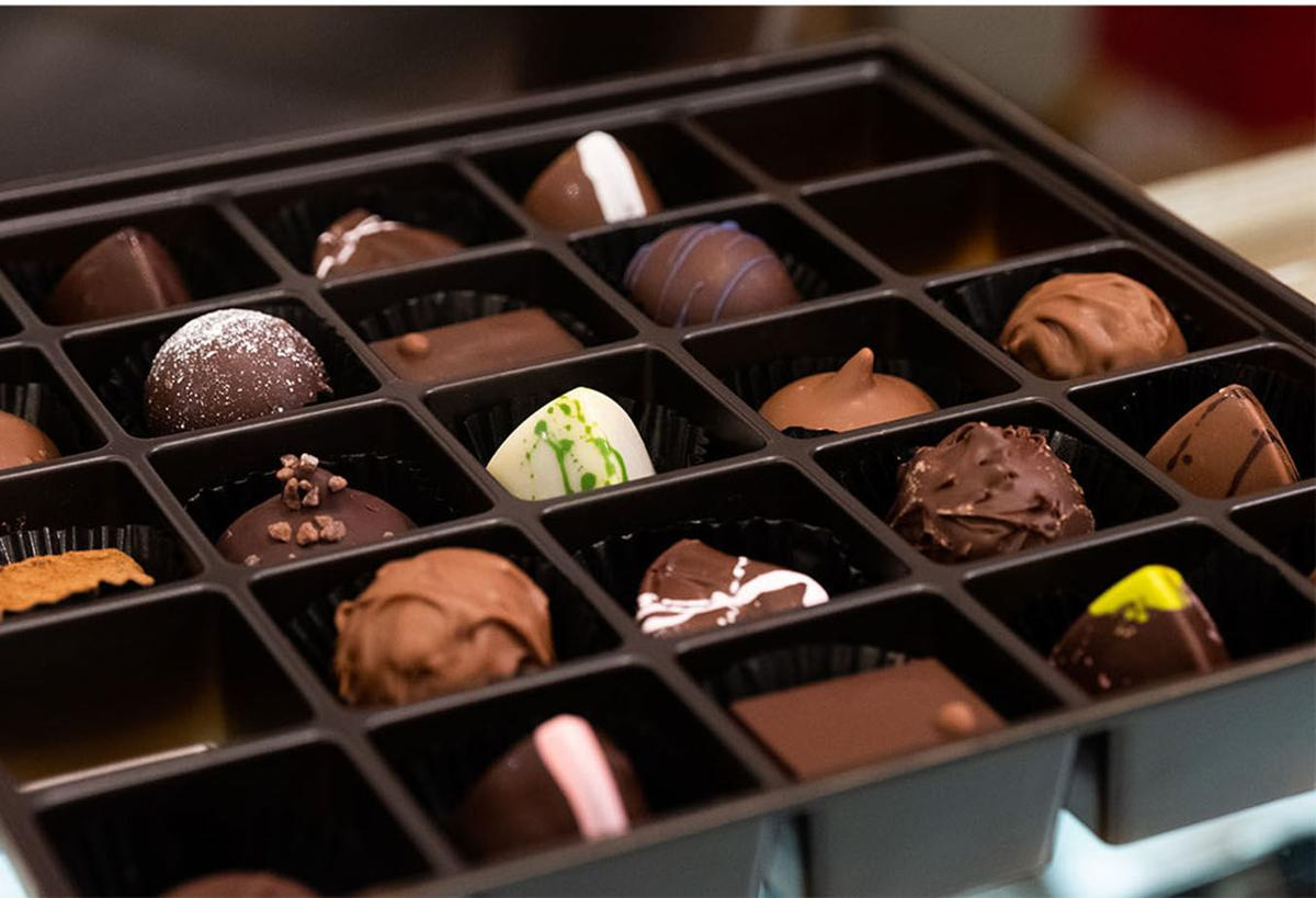 Asian chocolatiers spice up global sweets scene