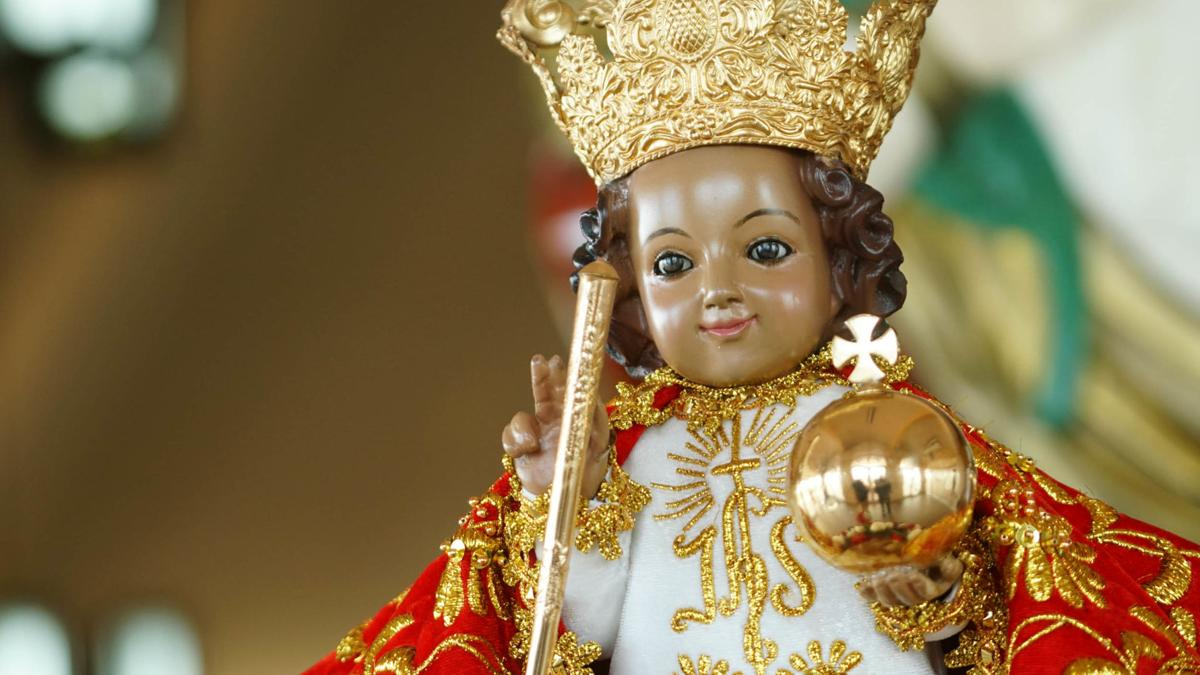 Hundreds celebrate Santo Niño
