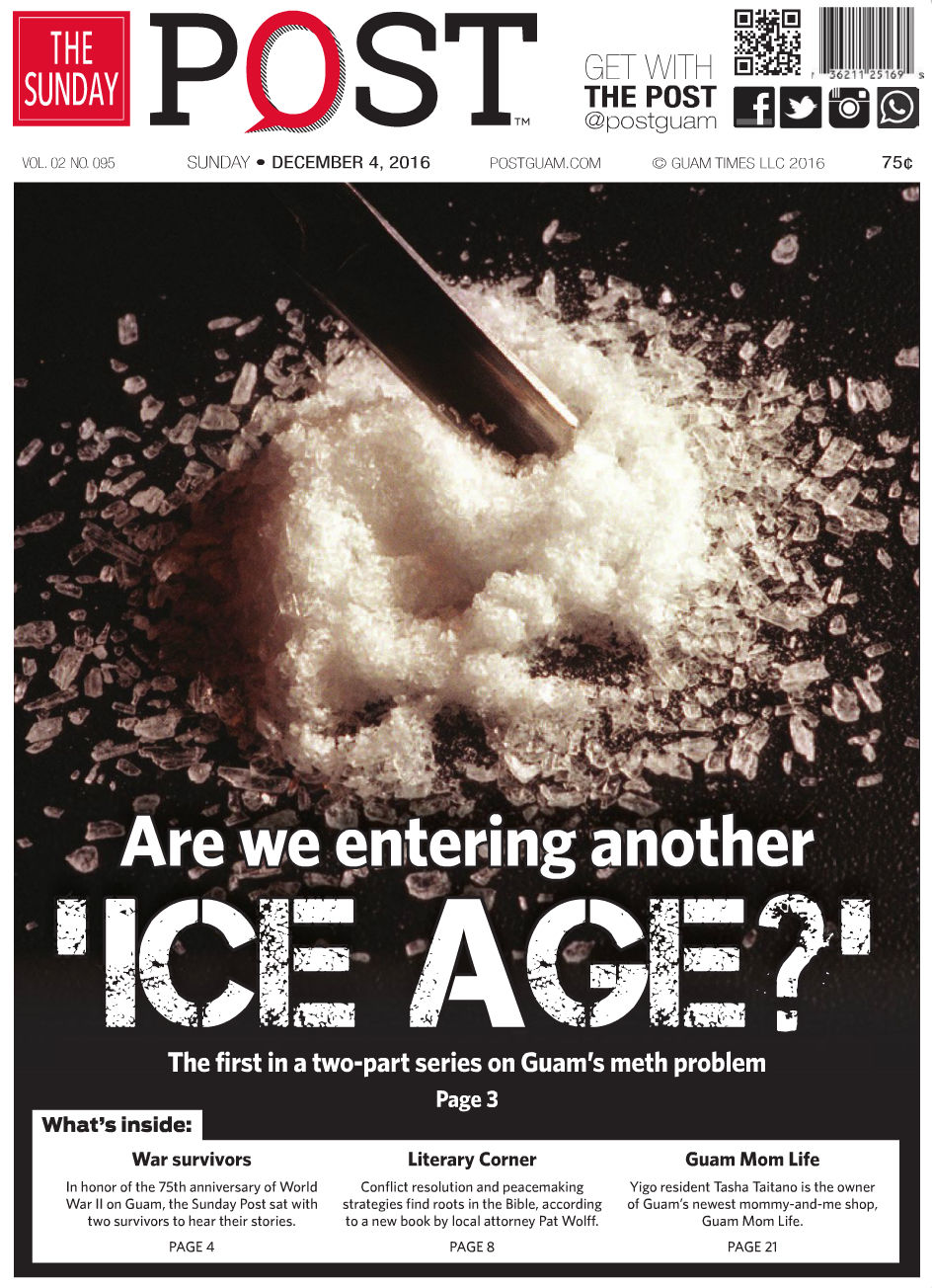 Methamphetamine Are We Entering Another Ice Age