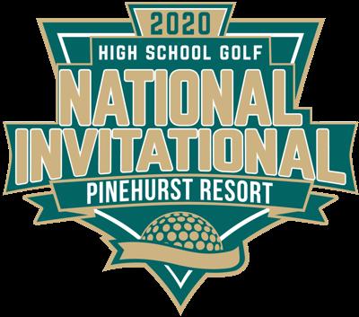 2020 High School Golf National Invitational - LOGO