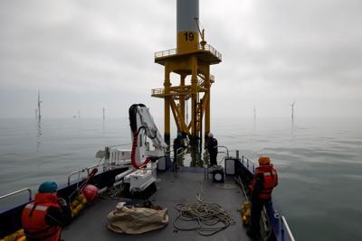 World's biggest wind farm may be answer to SKorea's net-zero dream
