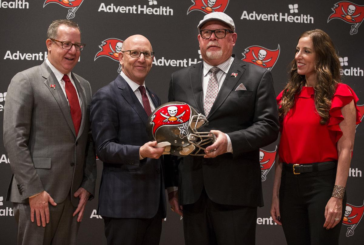 2bbf414f Bucs become first NFL team with two female coaches on staff ...