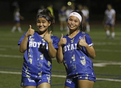 Royals defeat Knights in soccer semifinals; Cougars to battle Panthers 4:30 p.m. Thursday, May 16 at GW