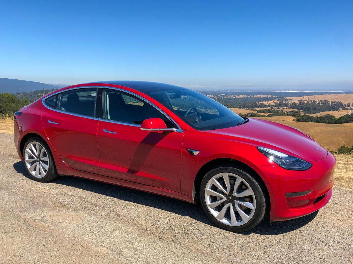 Behind the wheel of a Tesla Model 3 | Technology | postguam com