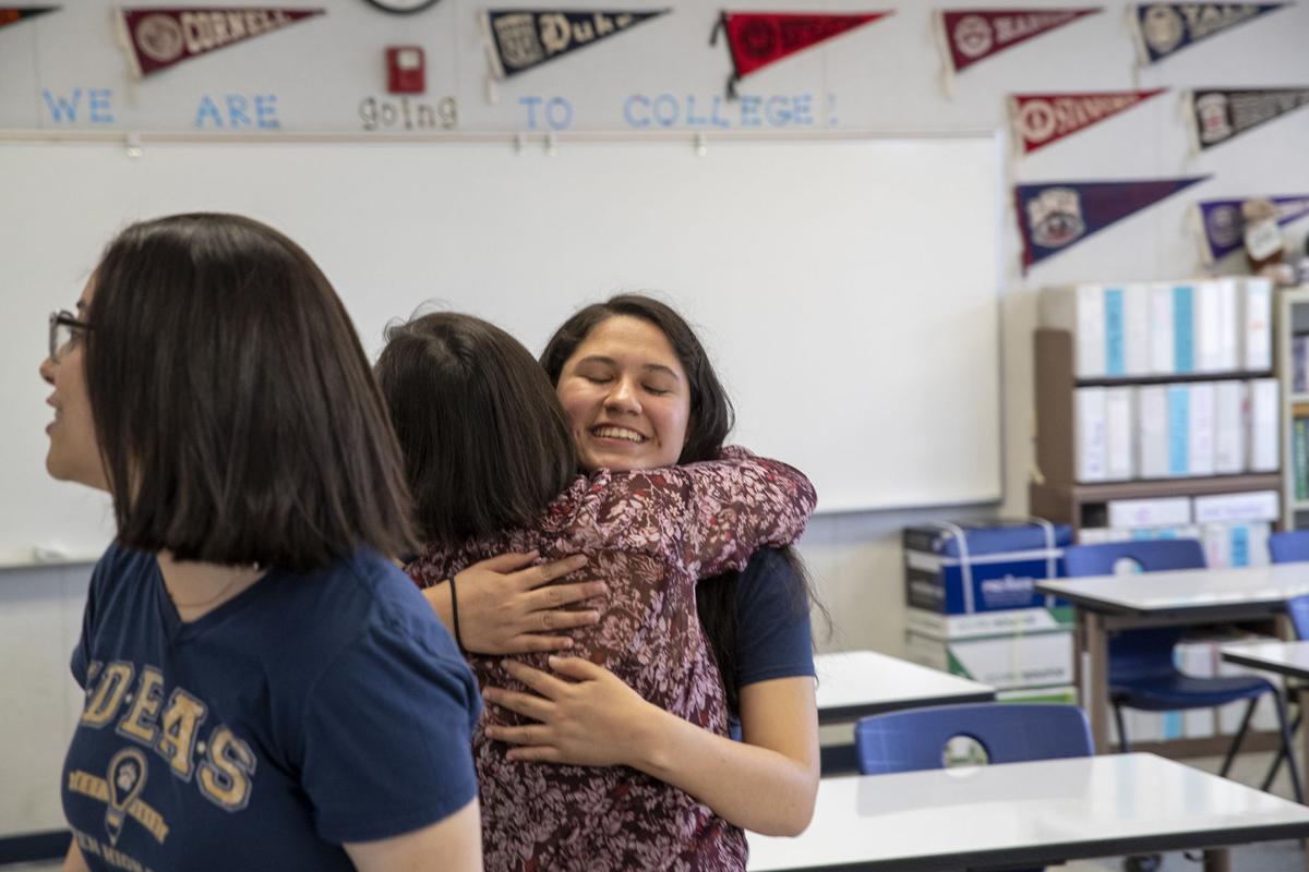 Young immigrants find friendship, future in US