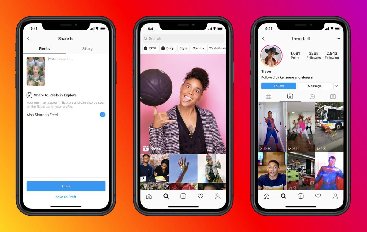 IG's new copycat video tool will have TikTok reeling