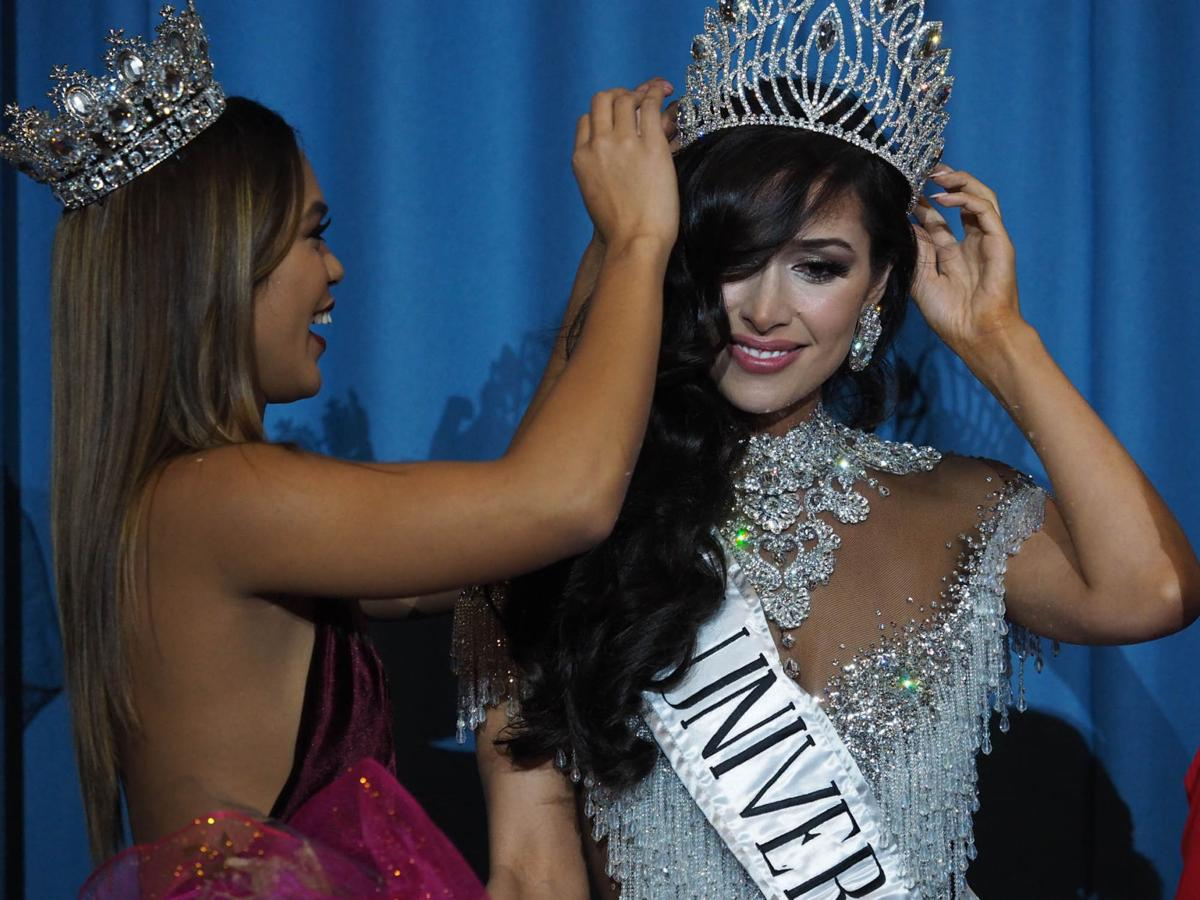 Welch crowned new Miss Universe Guam