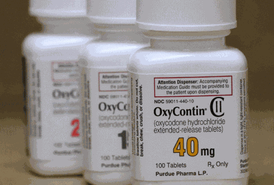 OxyContin maker files for bankruptcy protection