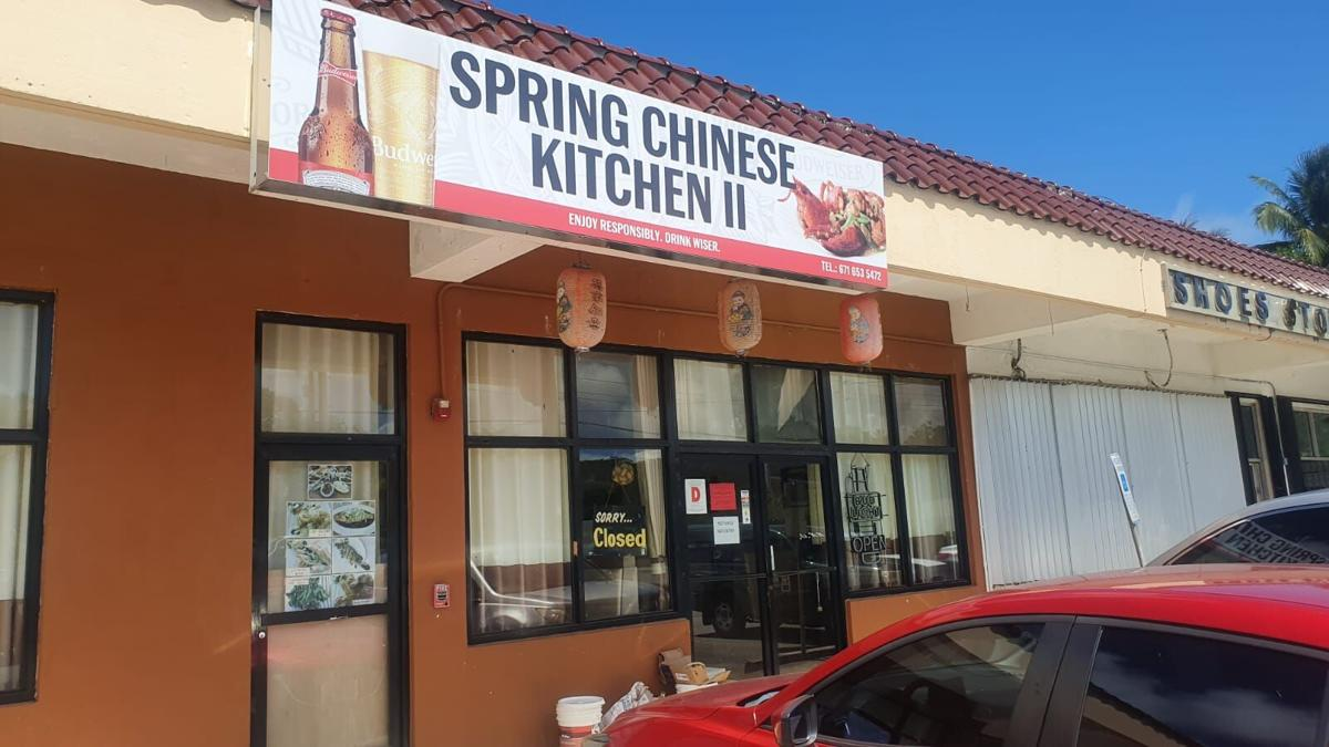 'Bugs in the food': Public Health shuts down 2 restaurants
