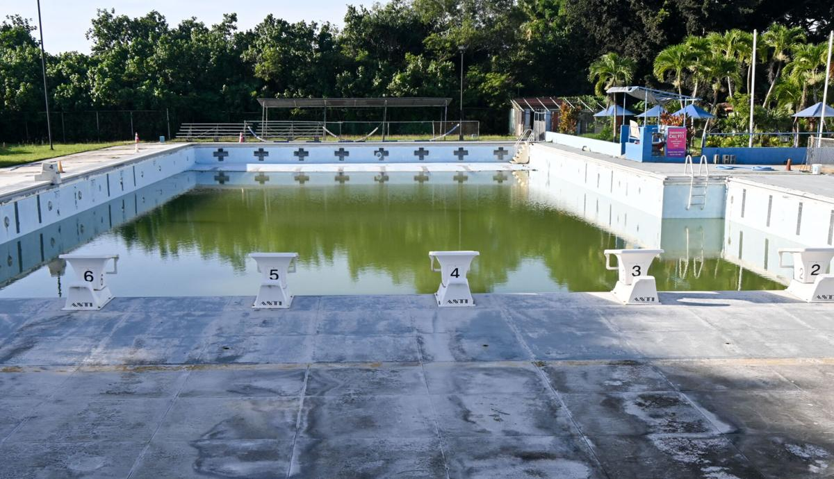 Pool stakeholders discuss options: new pool, hotels, military