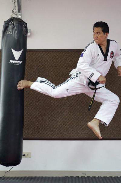 Taekwondo flying sidekick tourney Sept. 15