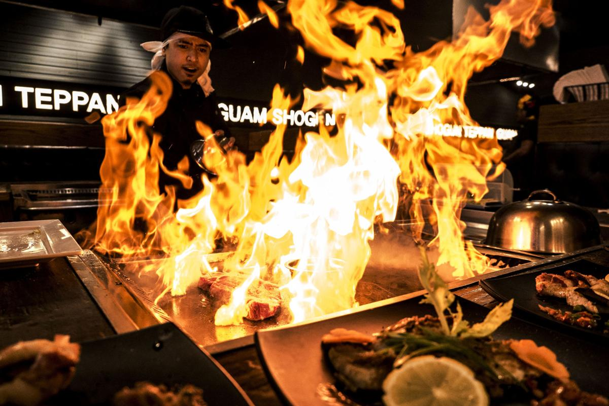 Hot date: Enjoy teppanyaki dinner for two at Shogun