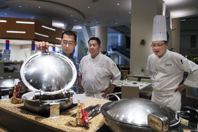 A Taste of Hansik: Flavors of Korea's past with an eye toward the future