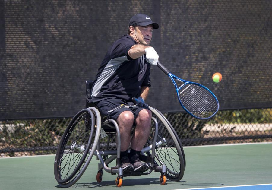Wheelchair tennis changed David Wagner's life