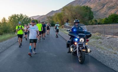 Through pain and controversy, the 'Iron Cowboy' chases 100 triathlons in 100 days PIC 1