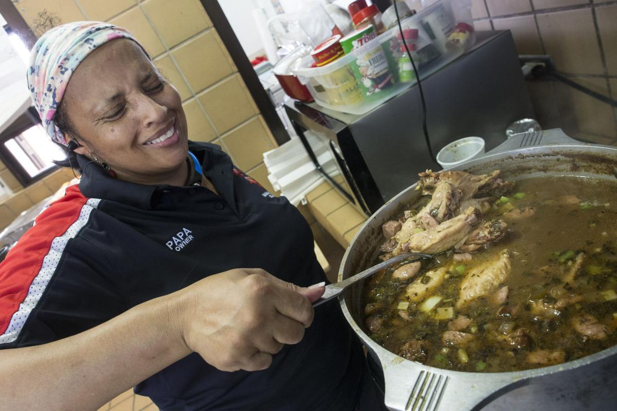 Cajun cuisine finds a home at the Chamorro Village