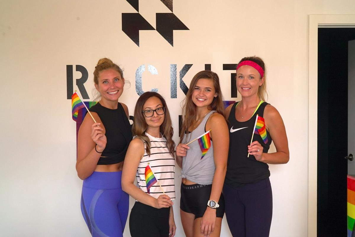 Indoor cycling center rockets into Guam fitness scene