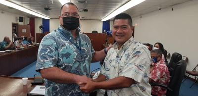 Villagomez is speaker; Yumul joins CNMI House leadership