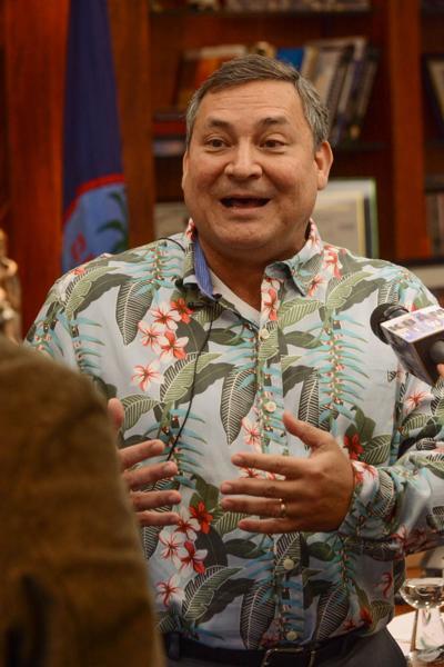 Calvo submits marijuana bill