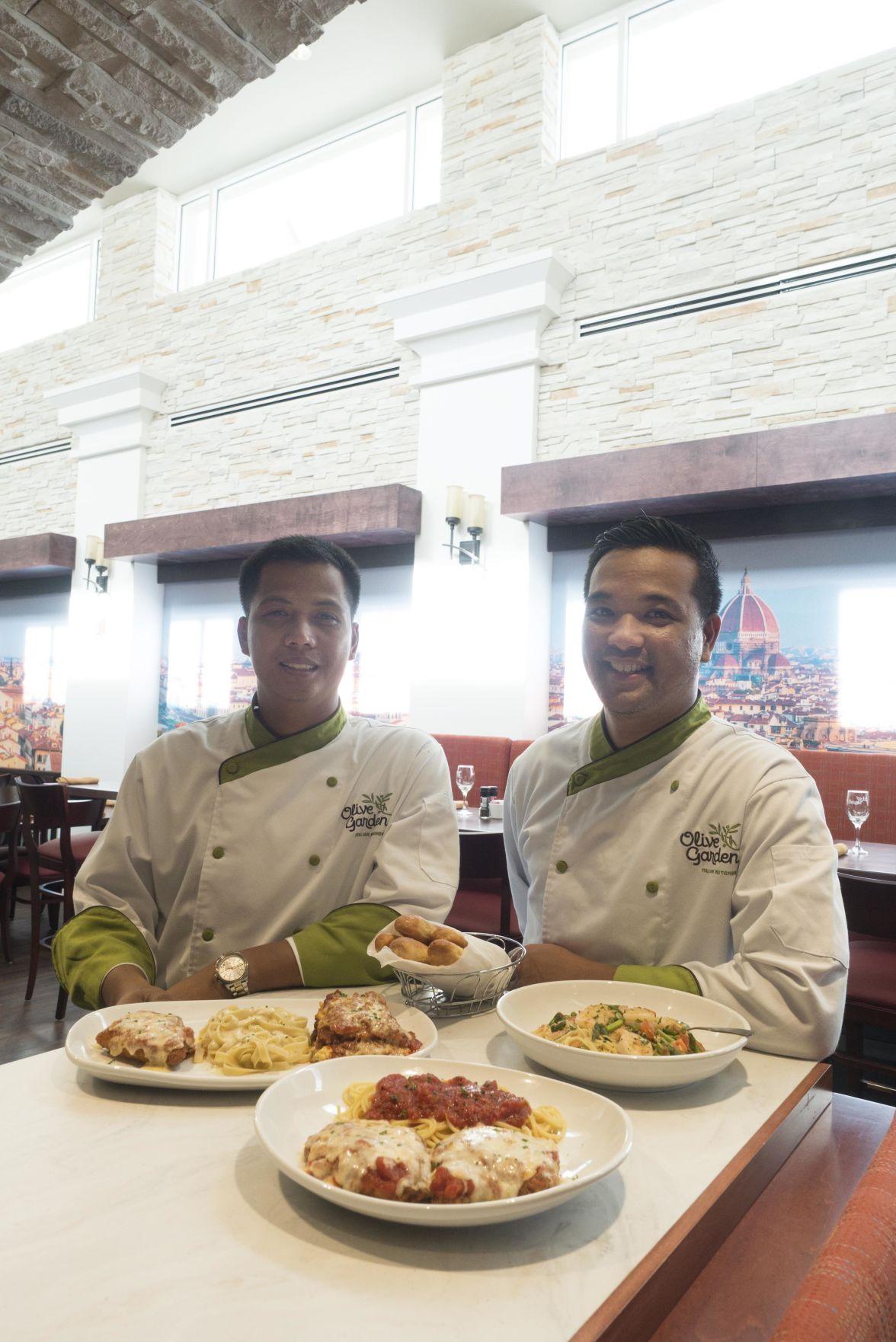Olive Garden opens today in Tumon   Guam News   postguam.com