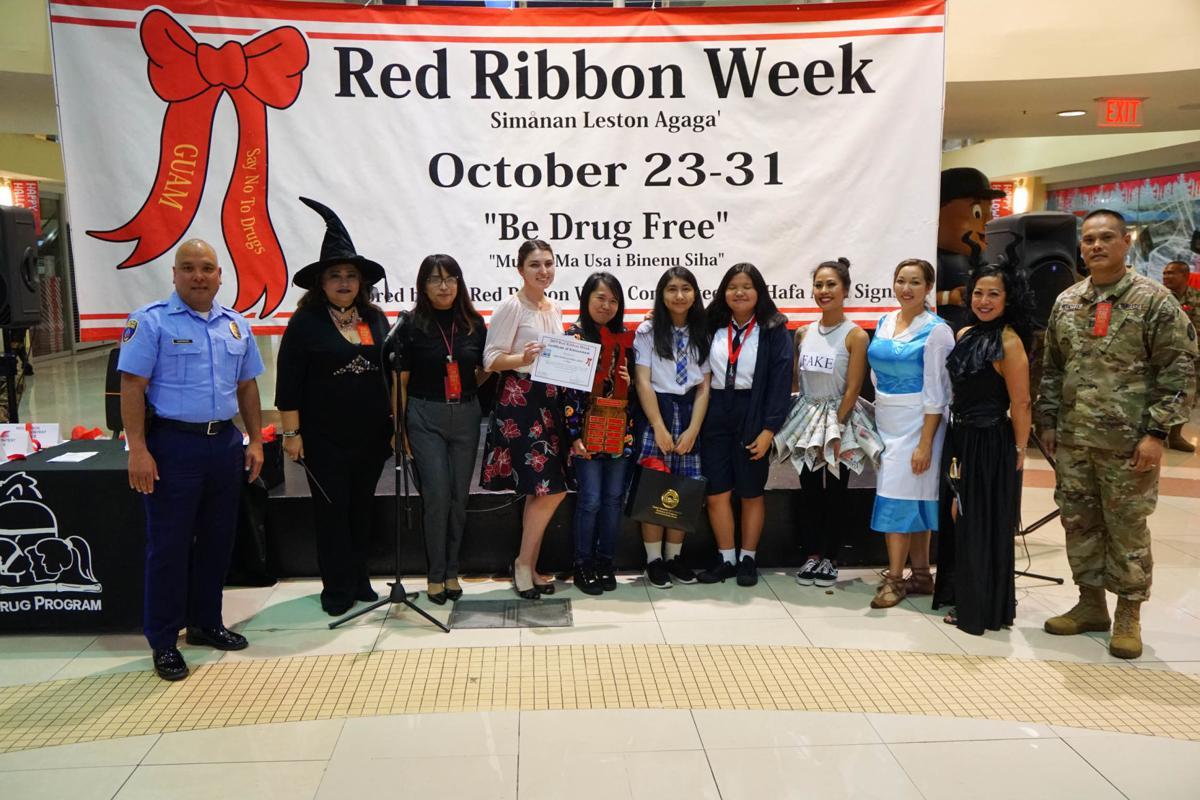 Red Ribbon awards
