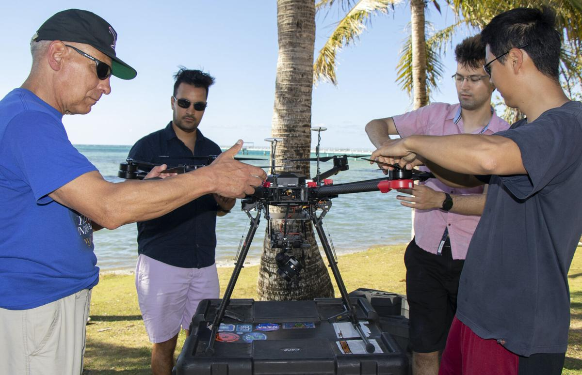 UOG offers drone training program