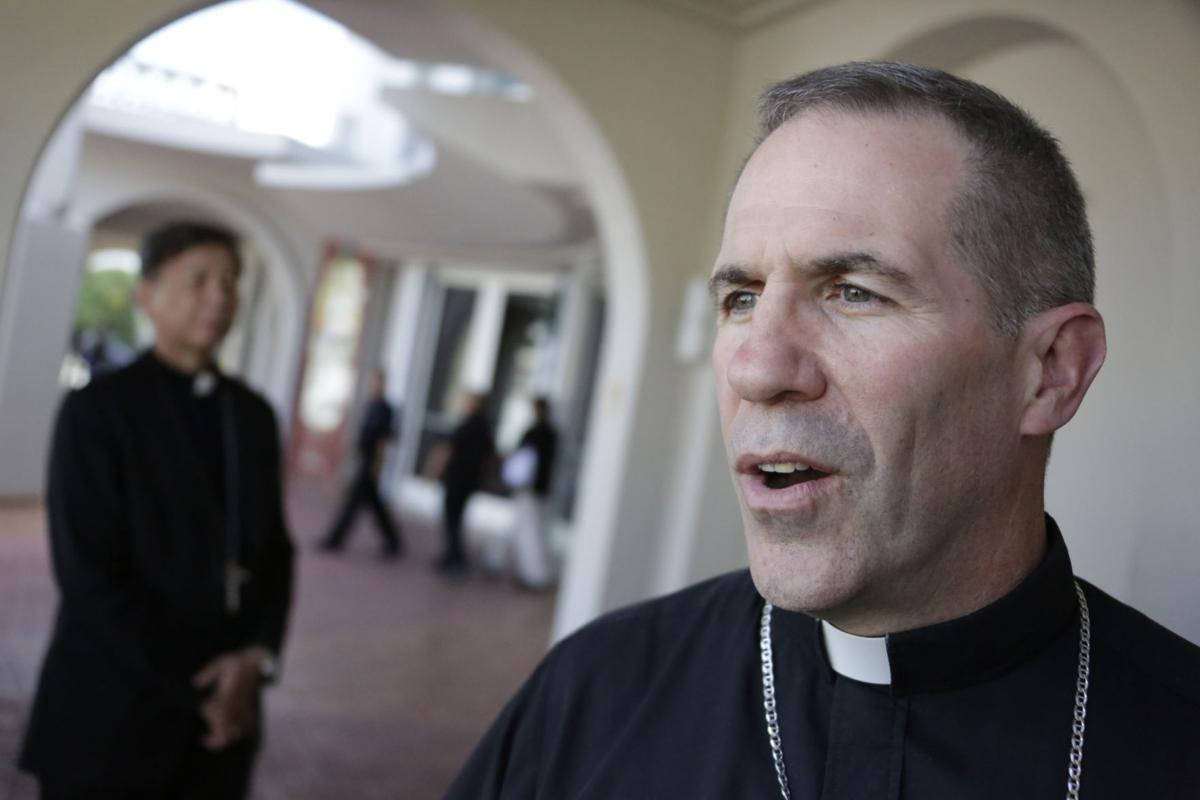 New coadjutor archbishop pledges to bridge divides