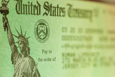 US has sent more than 150M checks in Biden aid plan