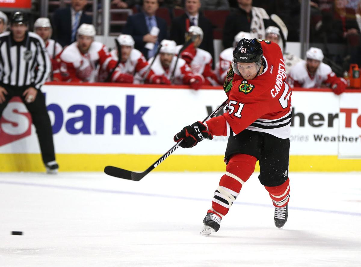 2e8ddfa49 Blackhawks' Brian Campbell hangs up skates   National Sports ...