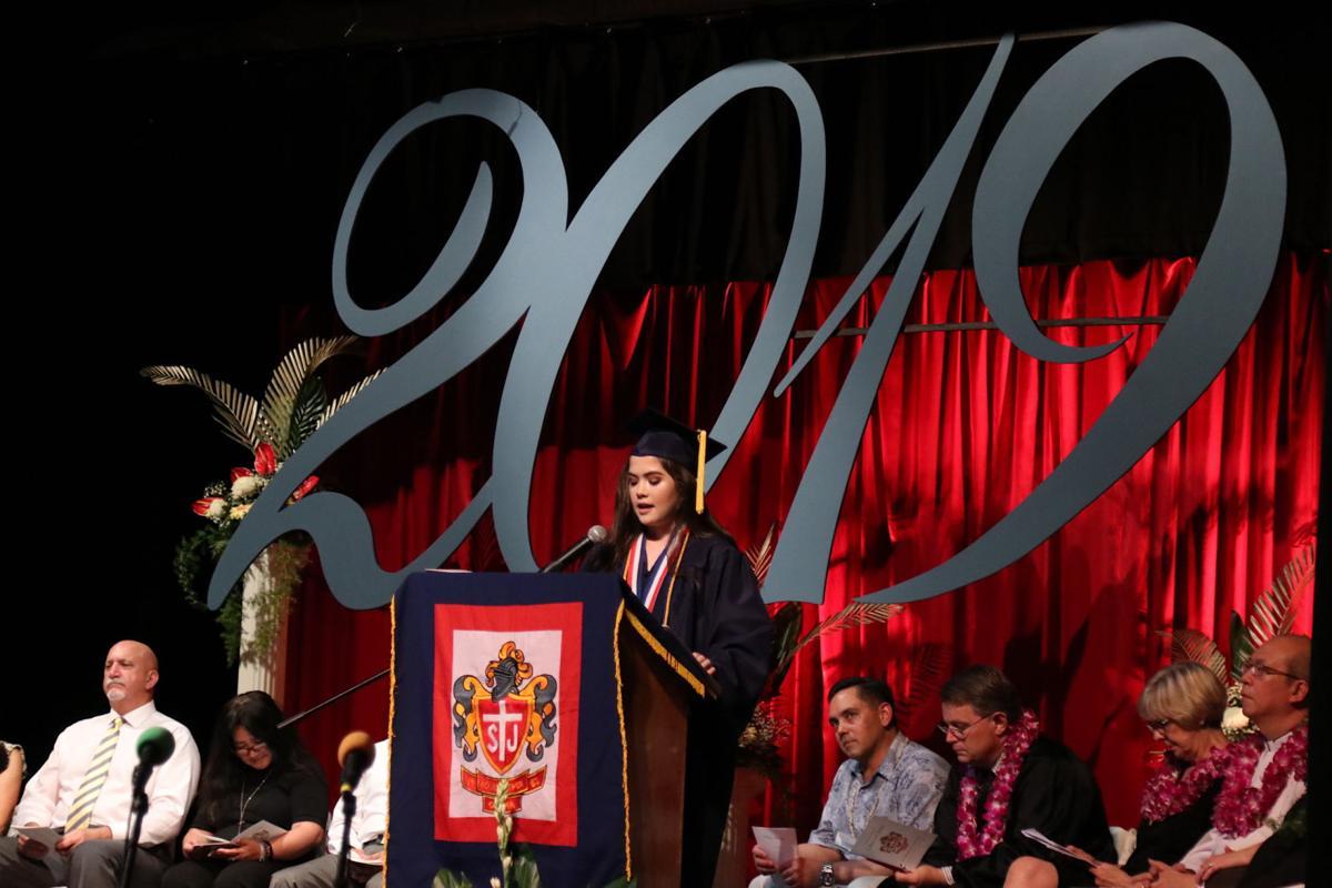 St. John's holds ceremony