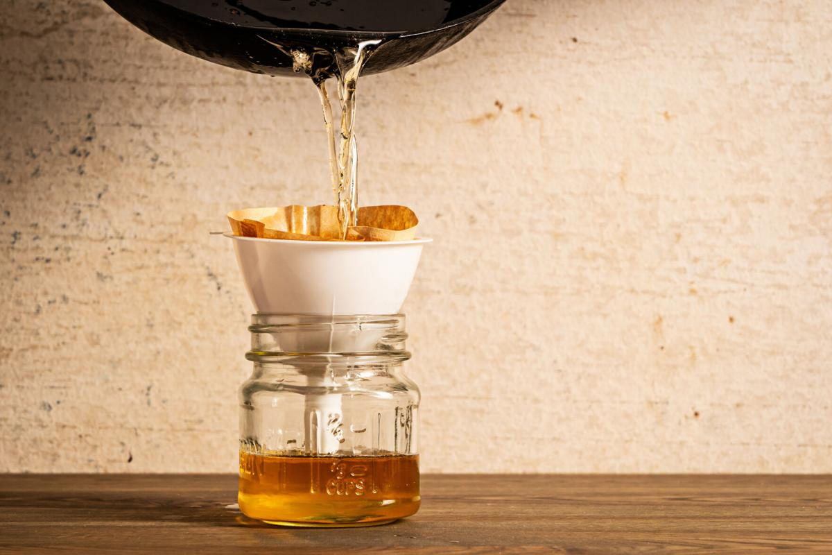Leftover bacon grease is liquid gold. Here's how to put it to good use