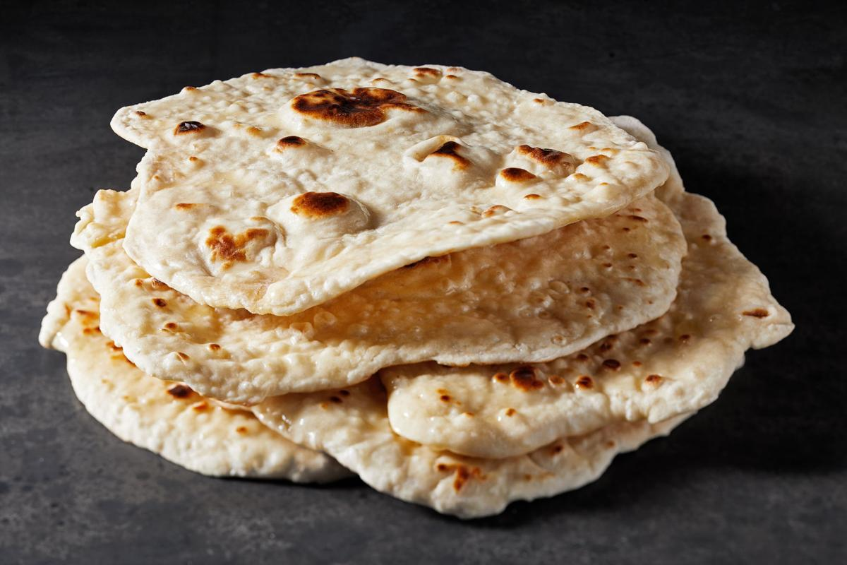 Warm, soft, homemade naan is the no-fuss bread for the no-fuss baker