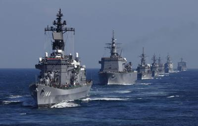 Japan for the first time mentions Taiwan stability in defense paper