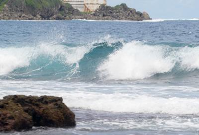 Dangerous rip currents and surf this weekend