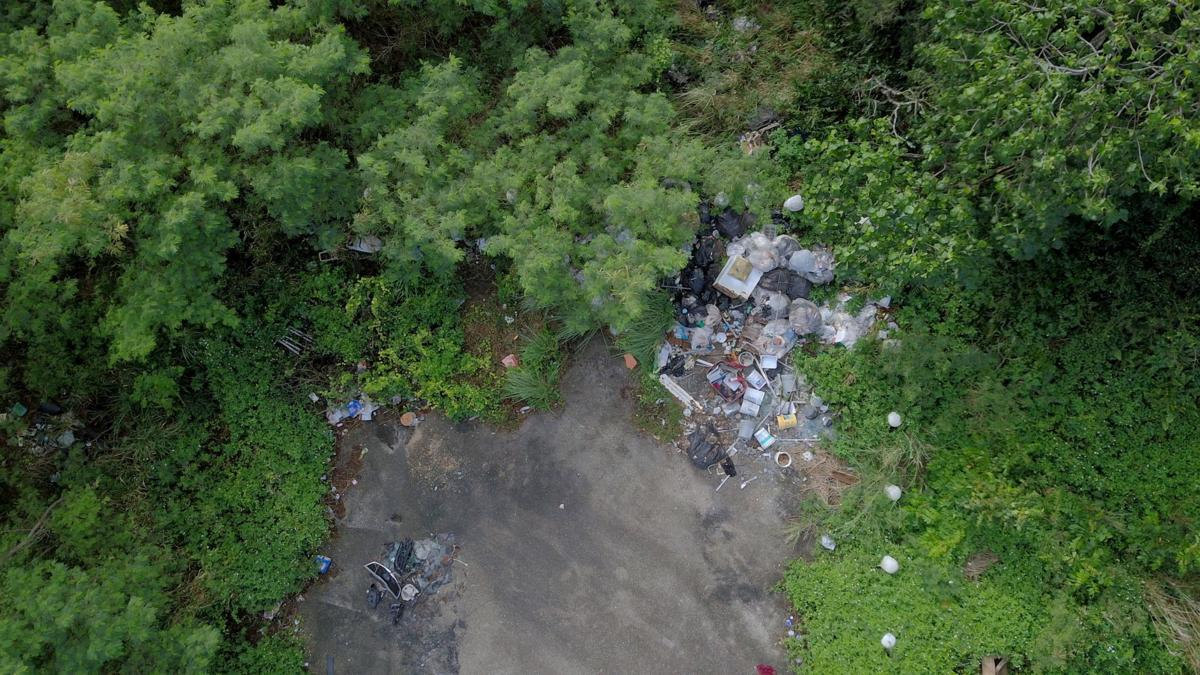Thousand Steps trail trashed – again