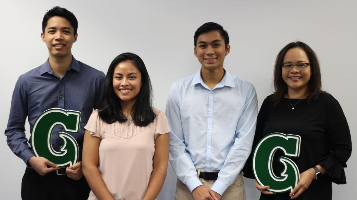 Accounting students at UOG win national competition