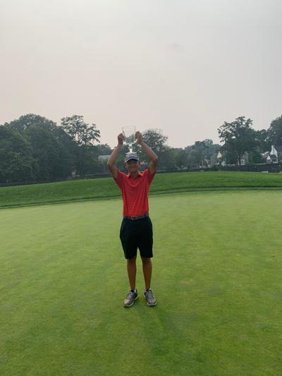 Golfer Markus Nanpei's 2-under lifts Friar to U.S. championship